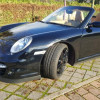 Porsche 911 Turbo Cabriolet Tiptronic S, APPROVED bis 04/2020