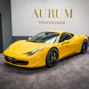 Ferrari 458 ITALIA*LIFT*FULL CARBON*NOVITEC*RACING SEATS