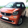 smart forTwo coupe twinamic passion