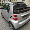 smart forTwo cabrio softouch passion micro hybrid drive