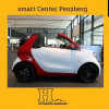 smart forTwo cabrio 66 kW turbo tailor made Autom./Klima/NSW