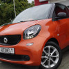 smart forTwo coupe twinamic passion Temp/Sart-Stopp/Reifendk