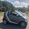 smart forTwo cabrio softouch pulse micro hybrid drive
