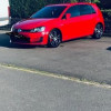 Volkswagen Golf GTD BlueMotion Technology DSG