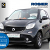 smart forTwo 52kW Cool&Audio Pano SHZ Tempomat Blue