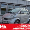 smart forTwo *Coupe*Softtouch*Passion*Sitzheizung*Leder*Klima*