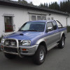 Mitsubishi L200 Pick Up 4x4 Magnum Club Cab